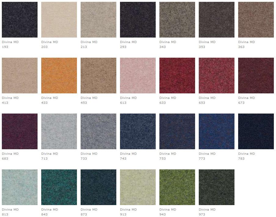 KVADRAT colors